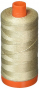 Aurifil A1050-2312 Mako Cotton Thread Solid 50WT 1422Yds Ermine