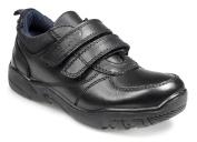POD Graham Boys School Shoes Leather