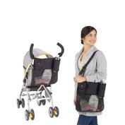 Jiele Baby stroller storage bag --Stroller Buggy Holders Storage Pocket Bag Organiser Mother Shoulder Bags