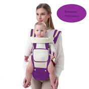 FJY Baby Carrier Hip Seat Sling Strap Waist Stool Detachable Front-Style Rear Side Multifunction Toddler Best Safe Backpack Carriers