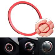 Alamor Start Engine Push Button Key Cover Trim Fr Mercedes Benz C-Class W205 2014 15 16