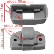 Alamor Sun Visor Holder Fix Bracket Clip For Vw Golf Mk4 Mk3 Caddy Lupo Polo