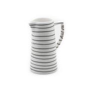 Gmundner Keramik Water Jug, Dizzy Grey, 700ml
