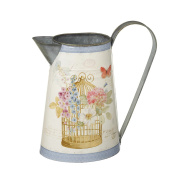Heaven Sends Decorative Metal Jug (17 x 12 x 23cm)