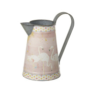 Heaven Sends Flamingo Metal Jug (13 x 13 x 18cm)