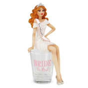 Hiccup 45ml Shot Glass Girls Bride To Be