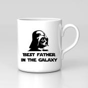 Star Wars Best Father Darth Vader Father's Day Dad Unofficial Mug Gift