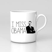 I Miss Obama 44th President Mug Barack Trump 2017 TV Home Coffee Tea