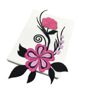 KAYI Blossom Flower Handmade Chinese Embroidery Cloth Accessories DIY Cloth Embroidery Stickers
