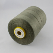 Sewing Thread Olive Grüngrau Thickness 50 Polyester – 5000 m Forbitex Forbi Lux