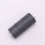 Sewing Thread Grey Graphite Thickness 30 Polyester 250 m Forbitex Forbi Lux