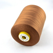 Brown Sewing Thread Light Brown Thick 50 Polyester 5000 m Forbitex Forbi Lux
