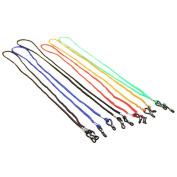 AsentechUK® 20 Pcs Nylon Eyewear Eyeglass Cord Reading Glasses Neck Strap Retainer Rope Lanyard Holder