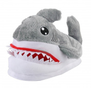 Lukis Winter Indoor Plush House Slippers Cartoon Costume Shoes