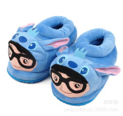 Zerci New Warm Home Shoes Cartoon Cotton Slippers