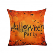 YanHoo Halloween Sofa Bed Home Decor Pillow Case Cushion Cover