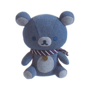 Rilakkuma Denim Stuffed Toy MR50301