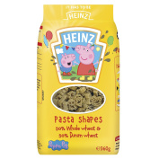 Heinz Peppa Pig Dry Pasta, 360 g