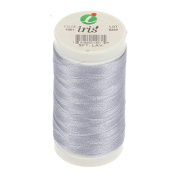 Iris Threads 60006-1061 Iris Polyester Machine Embroidery Thread, 600 yd, Soft Lavender