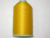 Bulk Gold (105) - Polyester - Woolly Ovelocking Sewing Thread 7000 yards