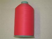 Bulk Flo Pink - Polyester- Woolly Ovelocking Sewing Thread 7000 yards