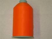 Bulk Flo Orange - Polyester- Woolly Ovelocking Sewing Thread 7000 yards