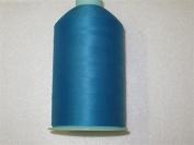 Bulk Dark Turquoise (49) - Polyester- Woolly Ovelocking Sewing Thread 7000 yards