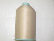 Bulk Cream (6) - Polyester - Woolly Ovelocking Sewing Thread 7000 yards