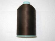 Bulk Chocolate (12) - Polyester - Woolly Ovelocking Sewing Thread 7000 yards
