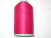 Bulk Cerise (23) - Polyester - Woolly Ovelocking Sewing Thread 7000 yards