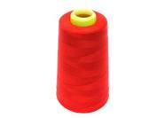 Red Sewing Thread 3000 Yard Reel