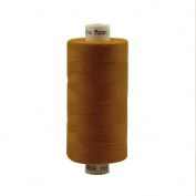 Coats Moon Spun Polyester Sewing Thread 1000 Yards - M073 - Dusky Orange