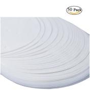 "Selecto Bake - Baking Parchment Paper Circles 18cm (7"") x 50"