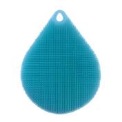 HUHU833 1pcs Silicone Dish Washing Sponge Scrubber Kitchen Cleaning Antibacterial Tool