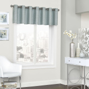 Eclipse Curtains Window Curtain, Spa, 130cm x 46cm
