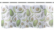 Home Fashion Coffee House Digital Printing Polyester, Green, 45 x 120 cm