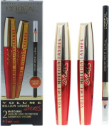 L'oreal Womens Beauty Eye Makeup Volume Million Lashes Duo Cosmetic