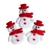 20 unds Ornaments Snowmen For Decoration Christmas Gifts Open Buy Retail Shop Display