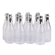 xinyiwei 12pcs Champagne Candy Bottles Baby Shower Party Favours Wedding Supplies