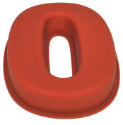 Selecto Bake - Birthday Cake Large Numbers Silicone Mould Non-Stick 25.5 X 19.5 X 5.5cm