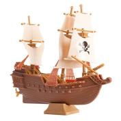 PIRATE SHIP Galleon Cake Topper