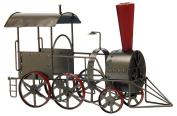 ludi-vin Door Bottle Metal Locomotive