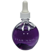 Star Nail 70ml Aromatherapy Scented Cuticle Oil - Cranberry by Star Nail