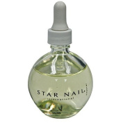 Star Nail 70ml Aromatherapy Scented Cuticle Oil - Vanilla Berry by Star Nail
