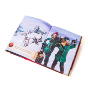 Portable North Pole 76675509 Story Book