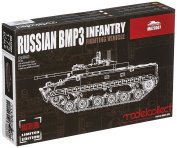 Modelcollect MA72007 Model Kit Russian BMP3 Infantry Fighting Vehicle