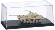 Modelcollect Ready Made Model Soviet Army T – 64 AS72065 1972 Main Battle Tank Winter Washable Paint, 1970s