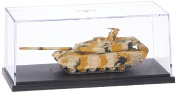Modelcollect AS72060 Ready Made Model Tank Russian T 90MS Main Battle Tank Weapon Desert Camouflage Show 2014