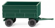 Wiking 095639 Agricultural Trailer Green