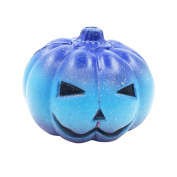 Stress Reliever Toy Muium Exquisite Fun Galaxy Pumpkin Scented Squishy Super Slow Rising Squeeze Decompression Toys Phone Strap